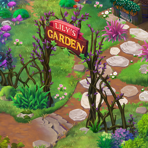 Lilys Garden For PC Windows Free Download